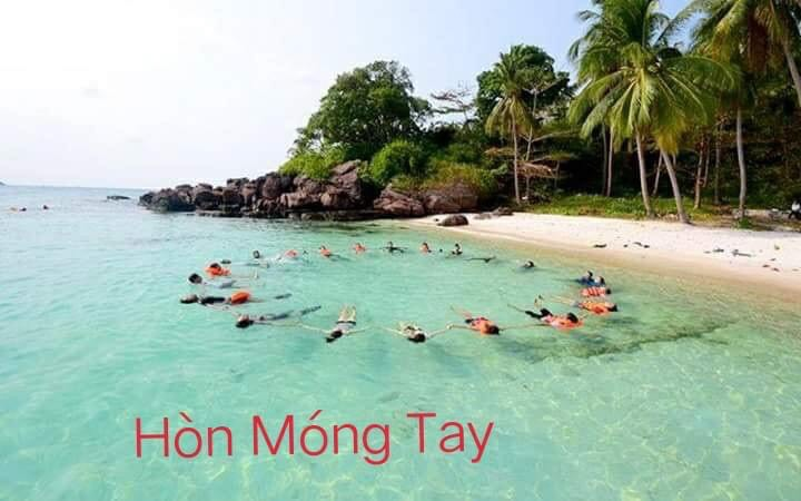 CONFIDENTIAL TOUR TO THE 4 BEAUTIFUL ISLANDS OF PHU QUOC